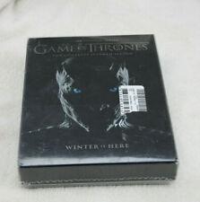 Game of Thrones Staffel 7 DVD 2017 5-Disc Set mit Bonus DVD ENGLISCH NEU