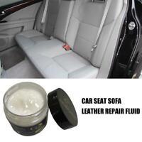 Leather Repair Filler Compound. For Leather Restoration Cracks Burns&Holes Best