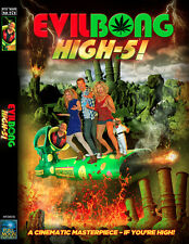 Evil Bong High-5 DVD, Full Moon Features, Charles Band, Robin Sydney, Gary Busey