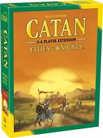 5-6 Player EXTENSION Catan Cities & Knights 5th Edition Game Catan Studio
