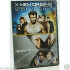 X-Men Origins - WOLVERINE + X-MEN 2 Paquete Doble DVD Región 2 Nuevo Sellado