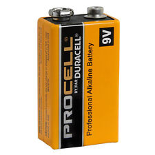 CASE 12 NEW DURACELL PROCELL 9V 9 VOLT Alkaline Batteries EXP in 2021 !!