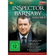 INSPECTOR BARNABY - VOLUME 8 4 DVD TV-SERIE NEU