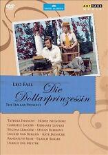 DIE DOLLARPRINZESSIN DVD - Leo Fall - LN