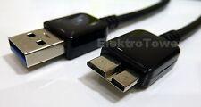 USB Kabel Datenkabel mit USB 3.0 für Toshiba Seagate usw. HDD externe Festplatte