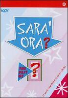 Sarà Ora ? DVD Nuovo Sigillato La Nuova Generazione di Comici Toscani - Sara'