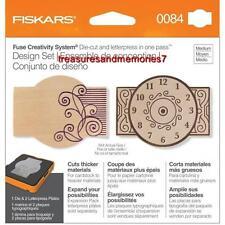 Fiskars Fuse Creativity Design Set 0084 MARQUIS Die Cut & Letterpress