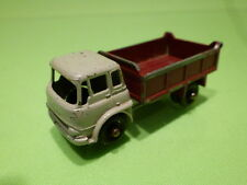 LESNEY  NO= 3 BEDFORD TIPPER TRUCK  -  CAR  IN  GOOD CONDITION