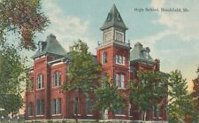 BROOKFIELD MO – High School - 1916