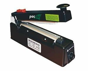 Priory Direct Industrial Impulse Heat Sealer with Integrated Cutters
