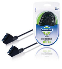 Bandridge Scart Audio Video Cable 2.0m