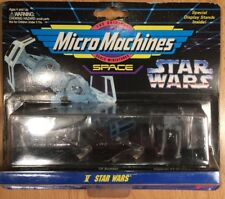 1995 MICRO MACHINES STAR WARS COLLECTION V REBEL TRANSPORT TIE BOMBER AT-ST