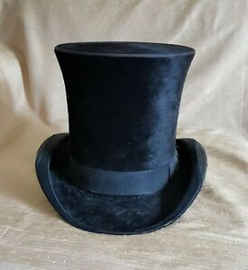 Antique Top Hat by Tress of London