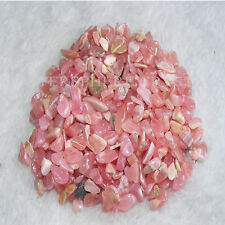 50 x Rhodochrosite Tumblestones A Grade 7mm-9mm Crystal Gemstone Wholesale