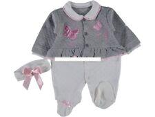 Mädchen Set NEU ♥ Strampler Overall Baby Schlafanzug Gr. 52, 56, 62, 68