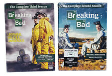 Breaking Bad: The Complete 2nd & 3rd Seasons BOTH BRAND NEW