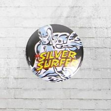 Logoshirt Button Bande dessinée Le PINS Silver Surfer Marvel Broche Pin