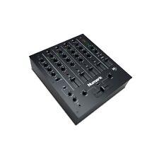 Numark M6 USB Black 4 Channel Club DJ Mixer With USB