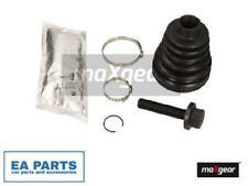 Bellow Set, drive shaft for AUDI SKODA VW MAXGEAR 49-1387