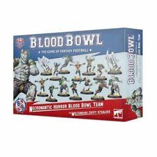 Blood Bowl Necromantic horror Team Games Workshop