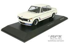 BMW 2002 Turbo  Baujahr 1973 white weiss  - 1:18 Minichamps 155026200
