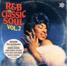 R&B AND CLASSIC SOUL VOLUME 2 Various NEW & SEALED CD (OUTTA SIGHT) R&B NORTHERN