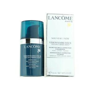 Lancome Visionnaire Yeux Advanced Multi-Correcting Eye Balm 1/2oz/15ml