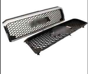 Front Grille Suitable For Toyota LANDCRUISER 70 SERIES  2007 and onwards
