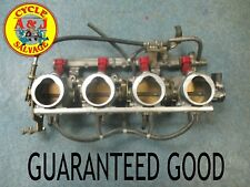 1998-1999 Suzuki GSXR 750, Throttle bodies, fuel injectors, GUARANTEED GOOD