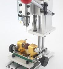 Professional Mini Drilling Machine Punching Machine Reamer Machine DC12V-24V