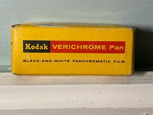 Kodak Verichrome Pan Film VP 120 120mmB&W Print Film 125 ASA Exp 1969 Vintage