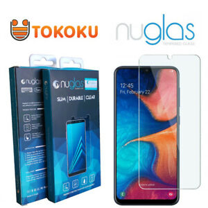 Genuine Nuglas Screen Protector for Samsung Galaxy A20 2019