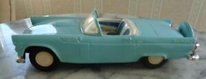 Vintage AMT 1956 Ford Thunderbird Model Car