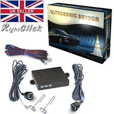 Ultrasónico 2x sensores / los detectores para coche alarma ussblk