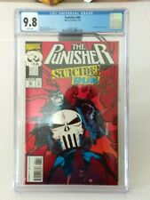 THE PUNISHER #86 CGC 9.8 WHITE PAGES #2053914009 HIGHEST GRADED