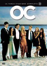 The O.C. (OC) Stagione 3 in 7 DVD ORIGINALE regione 2 (Italia, EUR, JPN, M EAST)