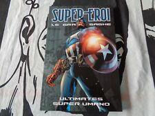 SUPER EROI LE GRANDI SAGHE MARVEL PANINI COMICS  N°29 ULTIMATES SUPER UMANO