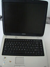 Notebook Toshiba SATELLITE PRO A60IT NON FUNZIONANTE-PARTI RICAMBIO