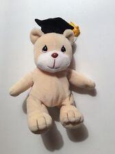 Precious Moments Tender Tails Stuffed Plush Graduation Teddy Bear