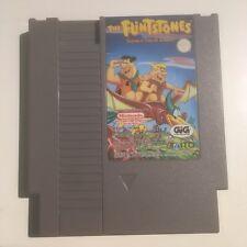 NES Flintstones: Surprise at Dinosaur Peak/Sorpresa al Picco del Dinosauro PAL A