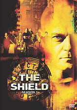 The Shield - Complete First Season (DVD, 2008)