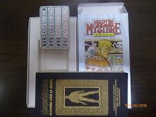 MARTIN MYSTERE - CARTE da POKER solo 333 copie NUMERATE - Copia n° 190