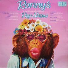 Ronny's Pop Show 13 (1989) Tanita Tikaram, Enya, Sandra, Chaka Khan...  [2 LP]