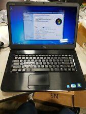 "Dell Inspiron 15 N5050 15.6"" I3-2350M 2.3GHz 4GB Ram 500GB HDD Win7 Notebook"