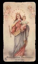 santino-holy card ediz. AR-n.2200 MARIA AUSILIATRICE