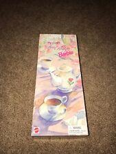 Avon: Barbie Doll - Spring Tea Party 1997 3rd in series NIB