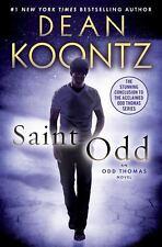Saint Odd  (ExLib) by Dean Koontz