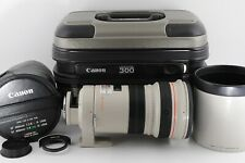 [MINT in Case] Canon EF 300mm f/2.8L IS USM Telephoto Lens w/Hood from Japan 526