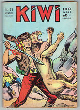 KIWI n°53 – Editions LUG – Septembre 1959 – TBE