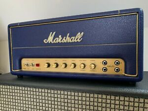 Marshall SV20H Studio Vintage 20W Valve Head Navy Levant - 1959 Plexi Killer Amp